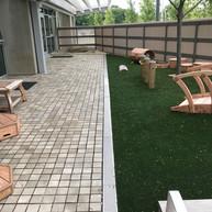 Finished Installation of Harvard Playground
