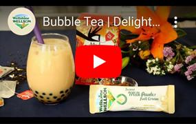 Bubble Tea recipe using milk powder