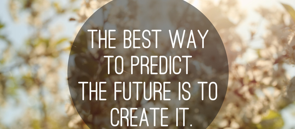 The Best Way to Predict the Future?