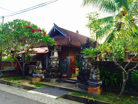 Reflections: A Morning in Gianyar