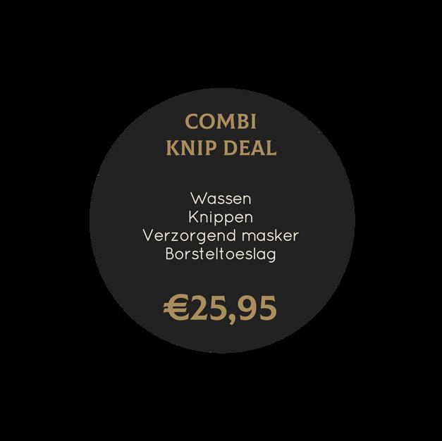 Combi knip deal