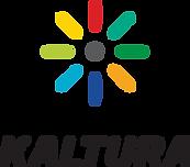 Kaltura_Logo_Vertical_ColorSun_BlackText