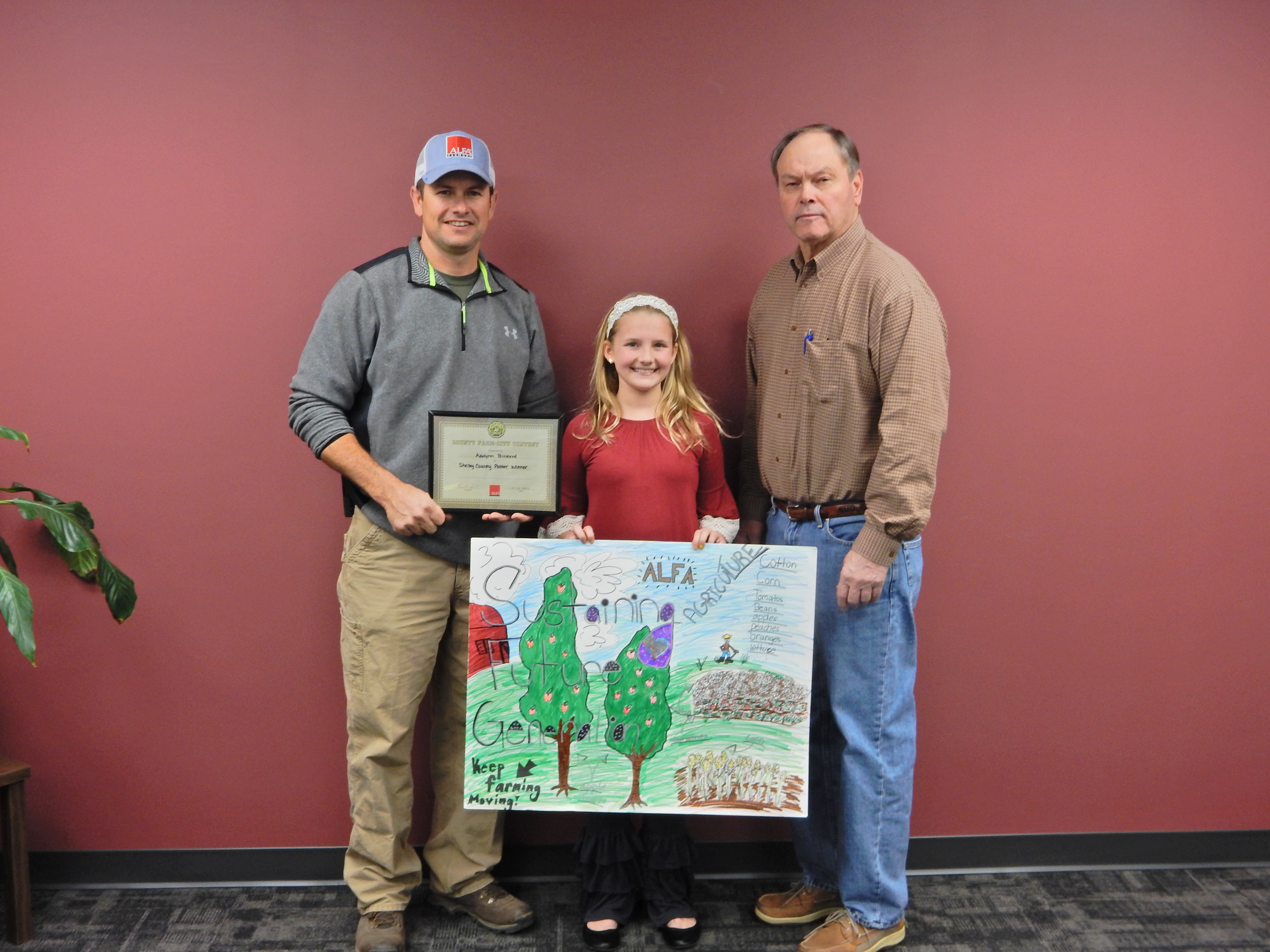 Farm City County Poster Winner