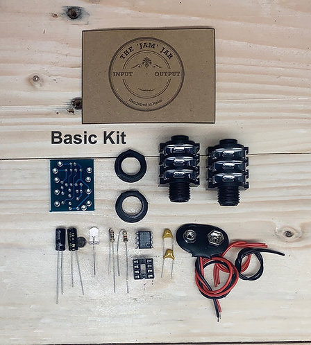 Blueberry Jam Jar Amp kits