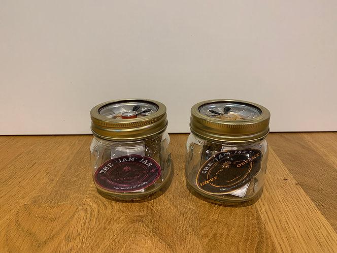The 'Original' & 'Blueberry' JAM Jar DIY kit