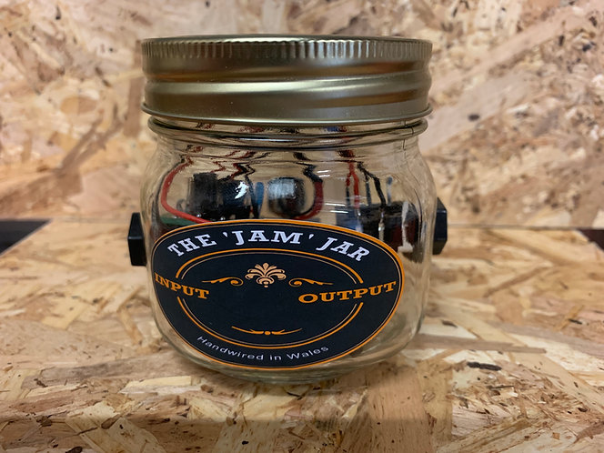 The JAM Jar (Original with DC power)