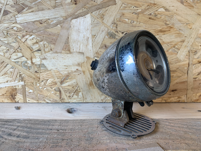 Rusty the Bicycle Headlamp (Blueberry)