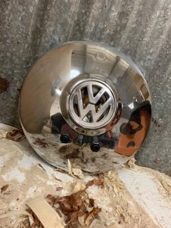 VW Hub Cap