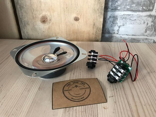 "Amp Kit - Prebuilt WITH 4"" SPEAKER"