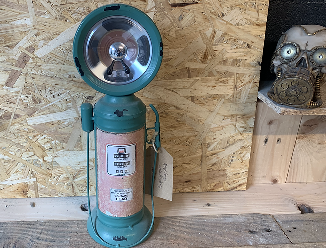 Blueberry Petrol Pump