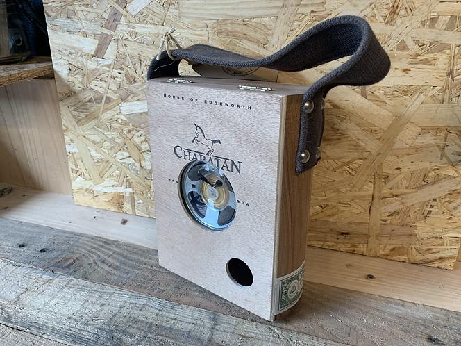 Carry Cigar box amp (Original with boost)
