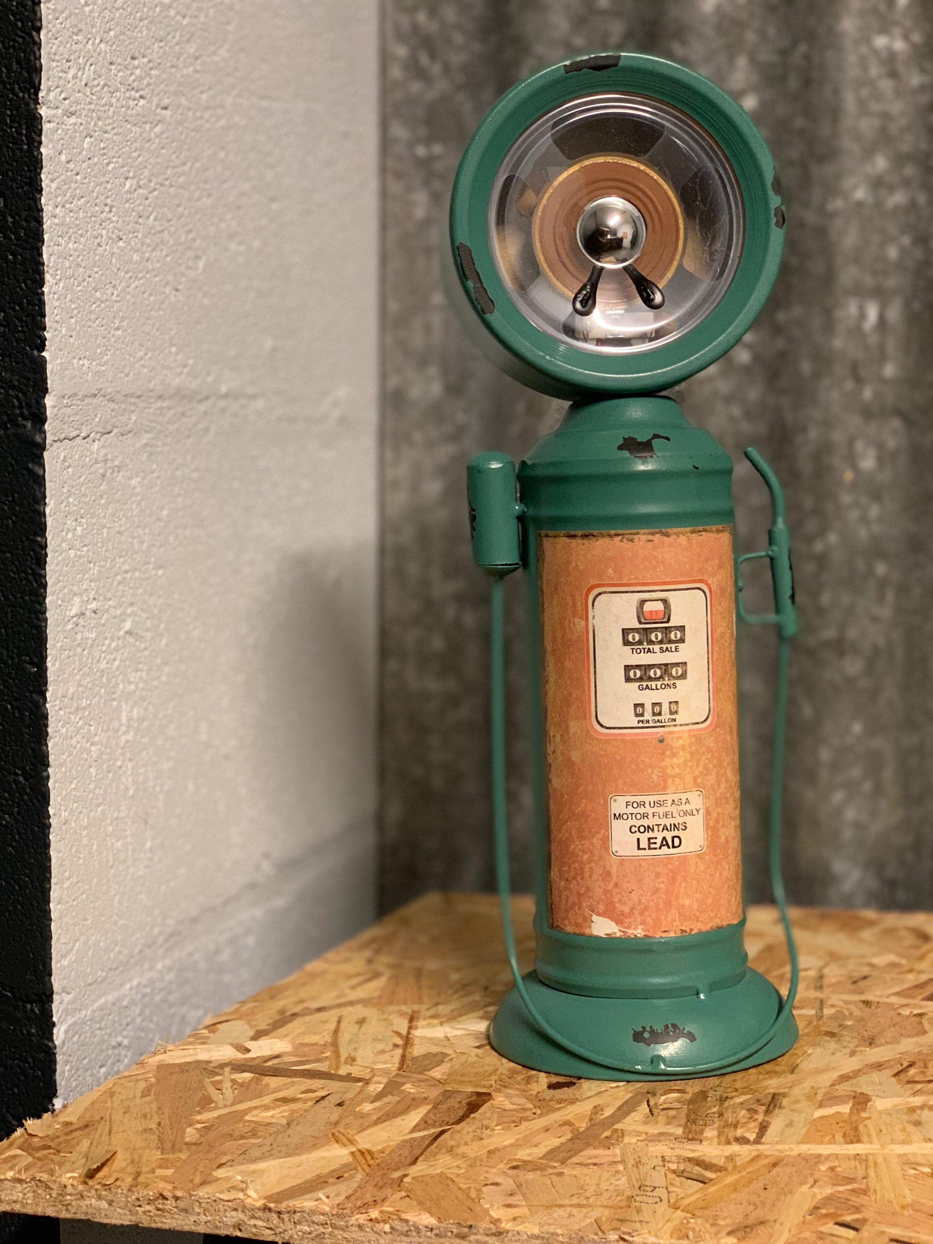 Man Cave Fuel Pump
