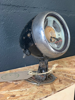 Vintage Bicycle Headlamp
