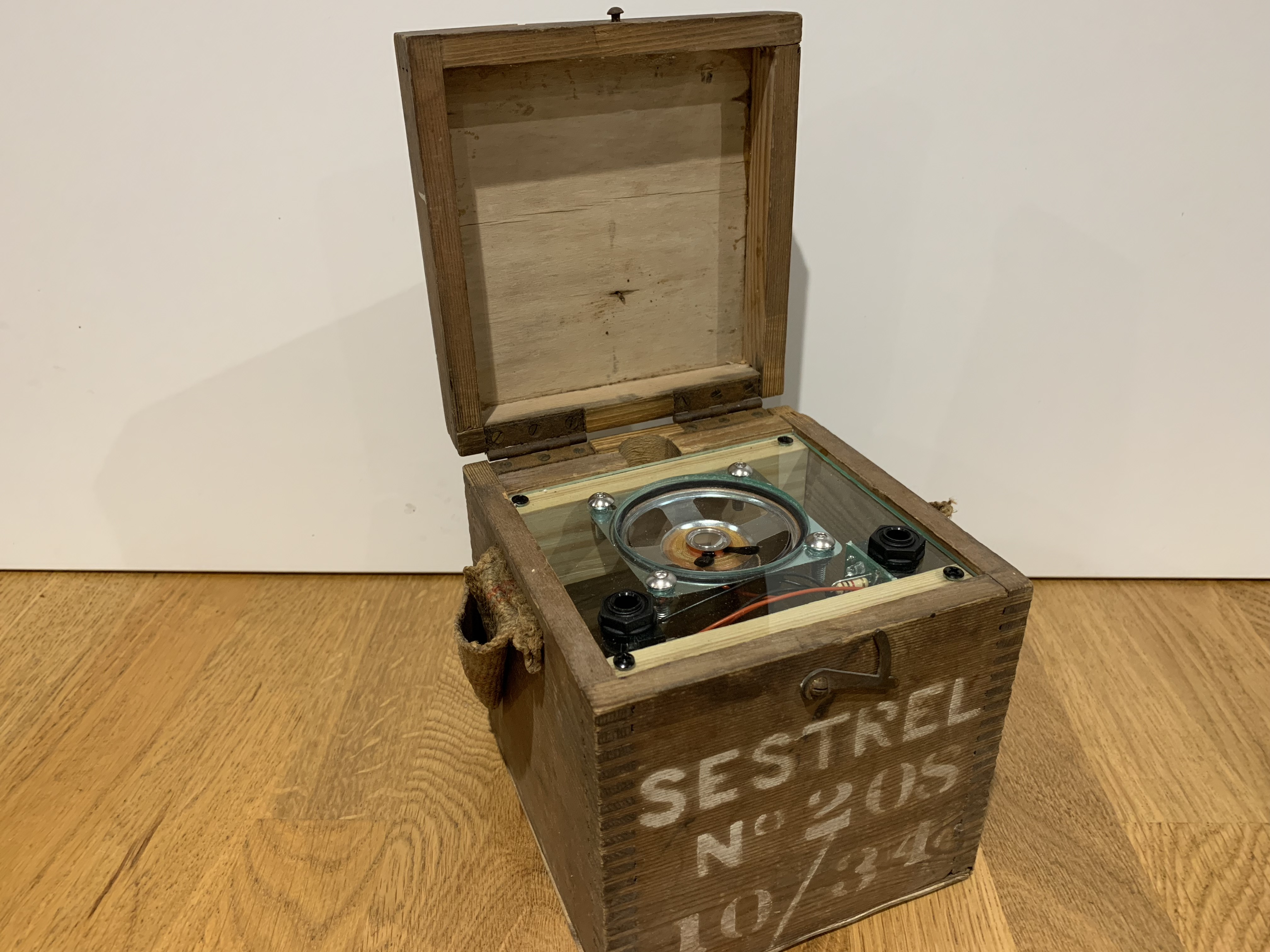 WW2 Wooden Box
