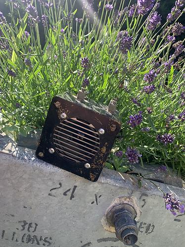 WW2 Amp Meter (Original with Boost)