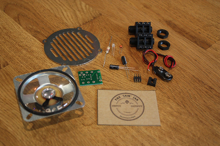 Amp Kit - Basic - WITH SPEAKER & GRILL