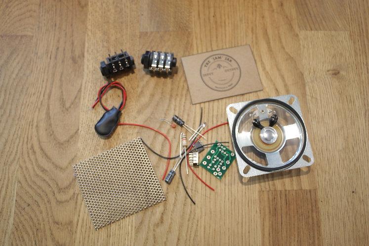 Amp Kit - Basic - WITH SPEAKER & Mesh GRILL