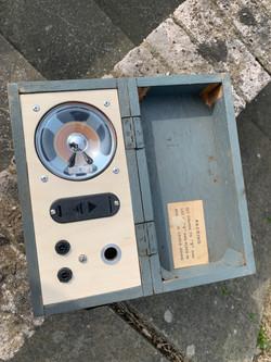 Vintage WW2 Box