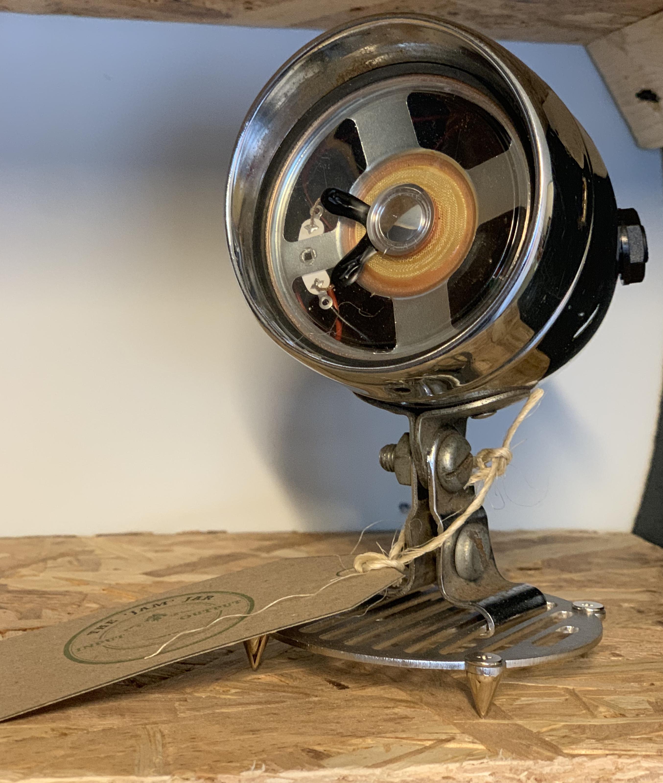 Vintage Bike Headlamp
