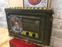 Vintage Ammo Can