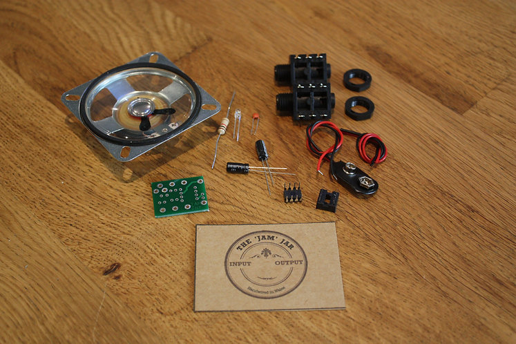 Amp Kit - Basic - WITH SPEAKER