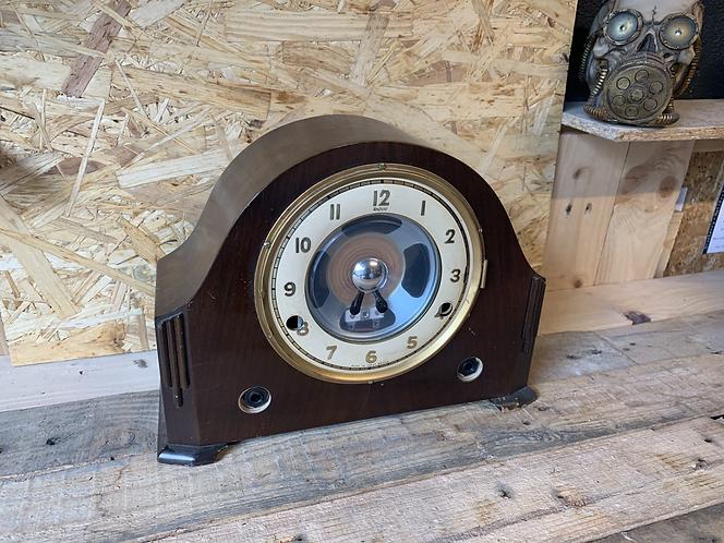 Retro 70's clock (Blueberry)