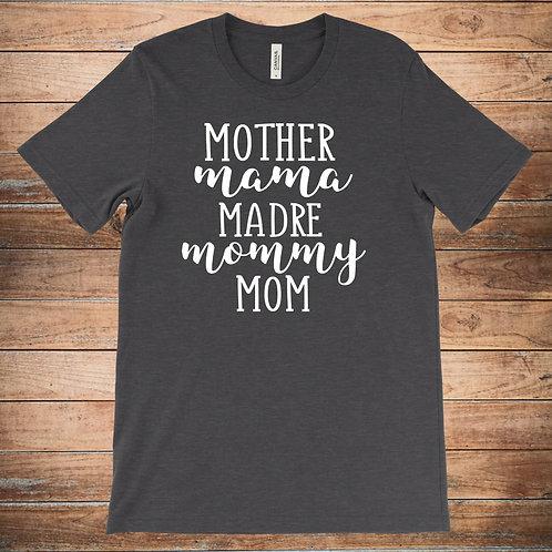 Many Names of Mom