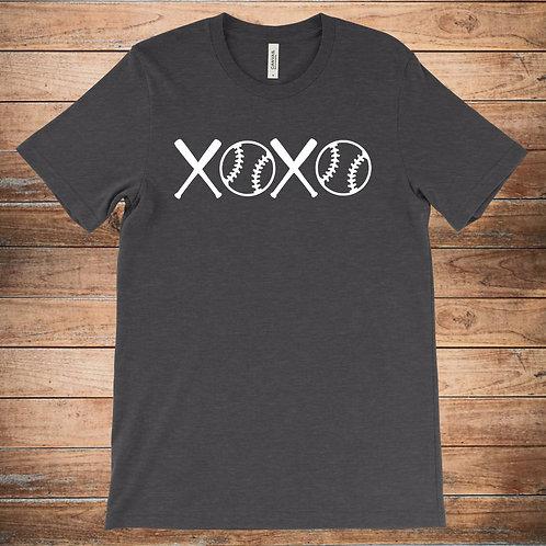 XOXO For the Love of Baseball