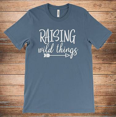 Raising Wild Things - Steel Blue.png