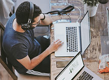 עבודה על מחשב