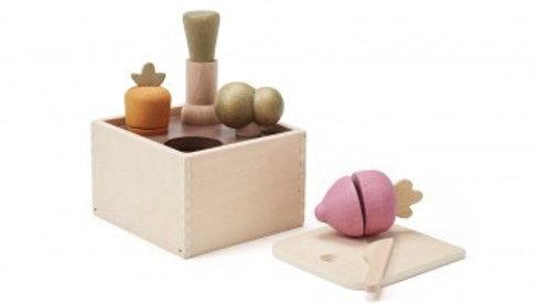 Steckspiel Garten & Pflanzkiste von Kids Concept