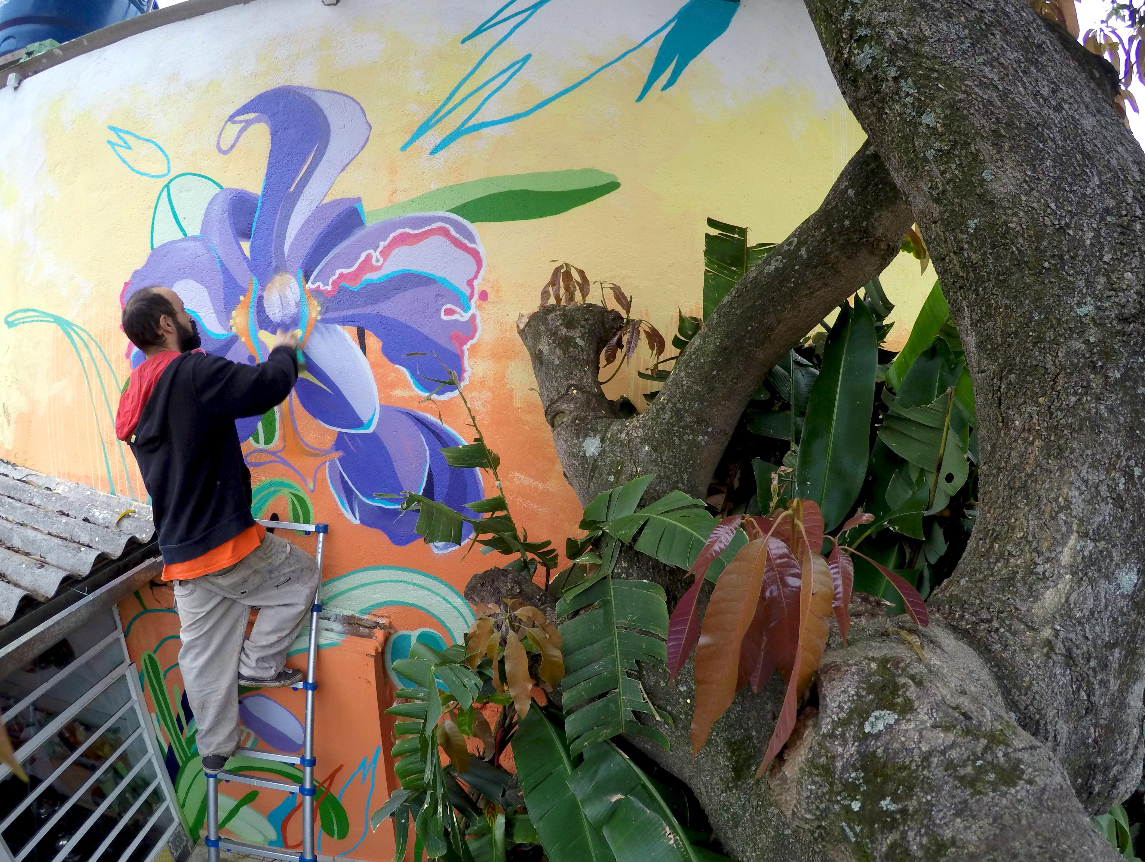 milo tchais arte graffiti