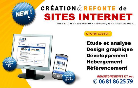 Création et refonte de site internet à Bordeaux