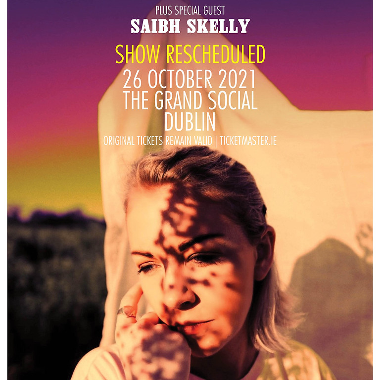 MCD Presents Lesley Roy with Special Guest Saibh Skelly
