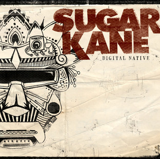 Sugar Kane - Digital Native (2010)