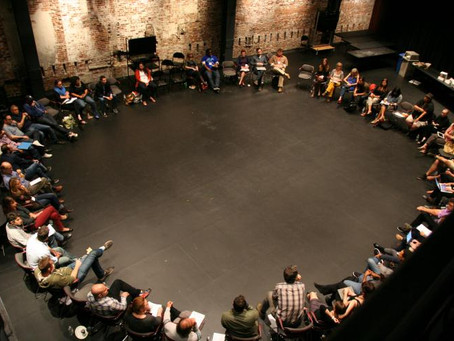 An Analysis of Playwriting Residencies