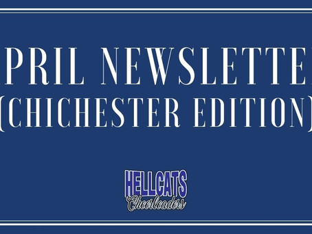 April Newsletter - Camps, Comebacks and Competition Updates