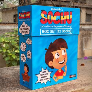 Sochu Books Box Set - Front