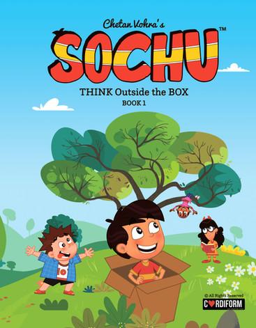 Sochu Book 1 - Think Outside the BOX