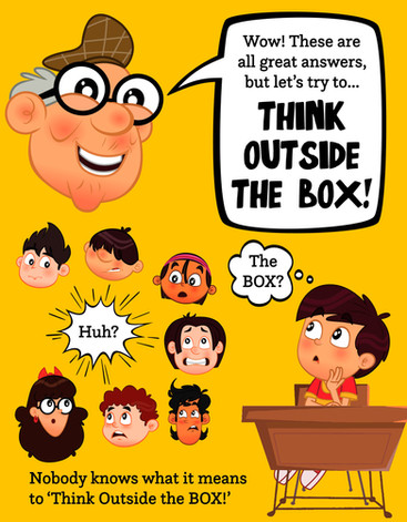 Think Outside the Box - Book 1
