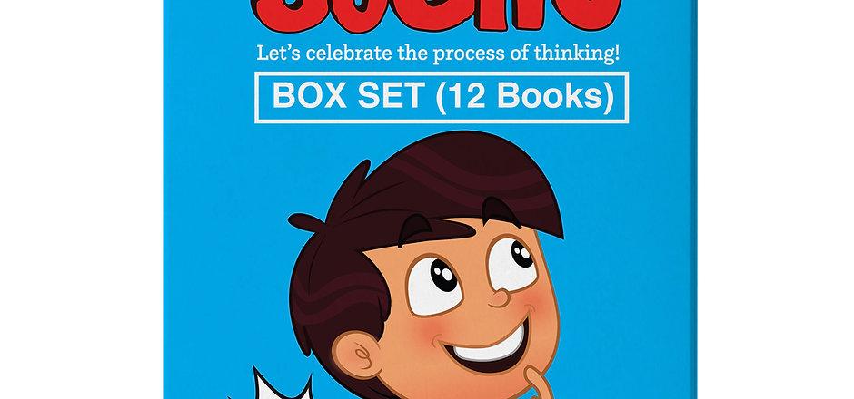 Sochu Books (Box Set of 12)