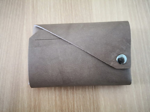 Leather Card Holder (Customisation)