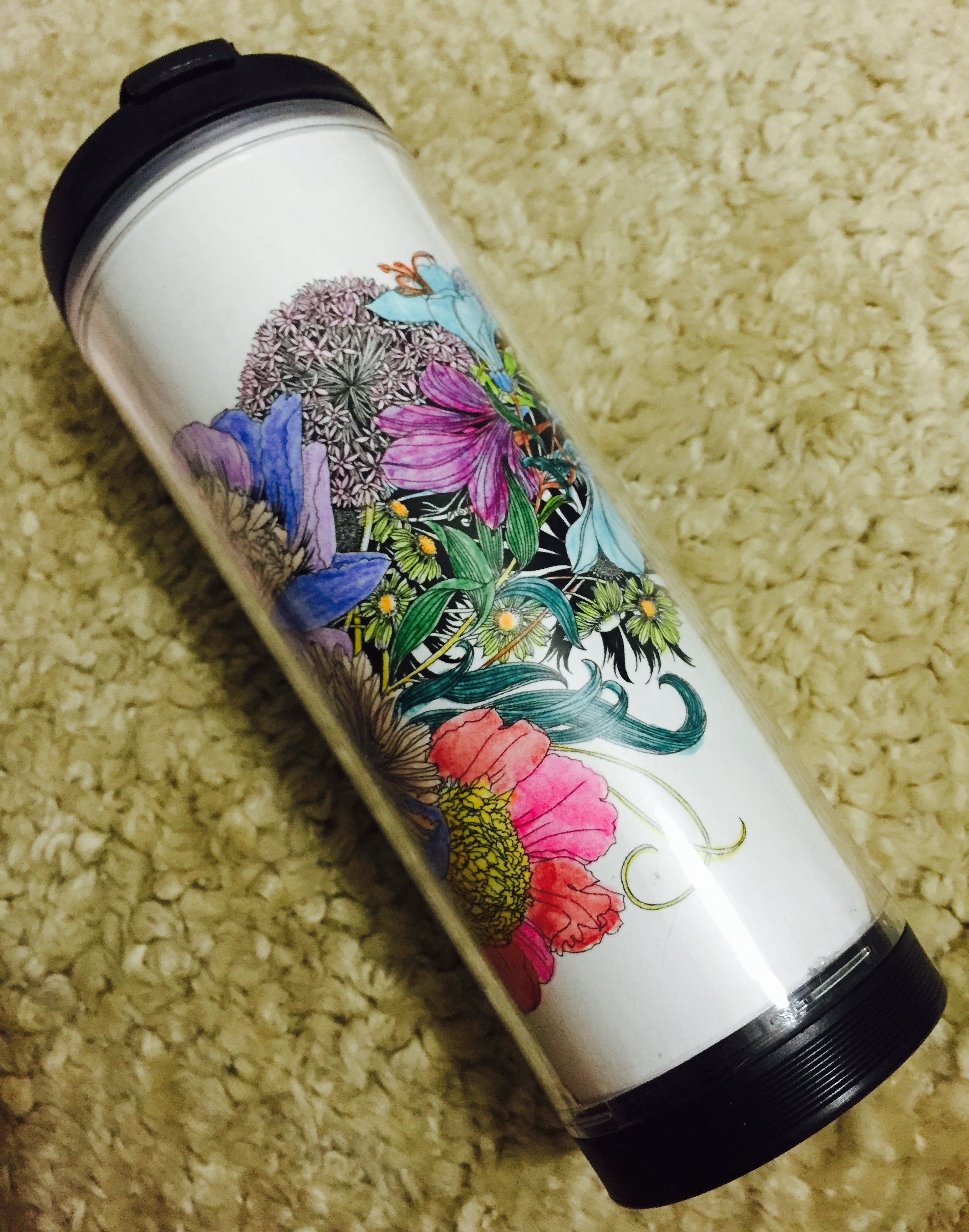 Colour It Tumbler