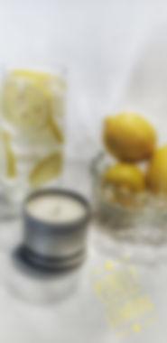 Holistcally Yours, Purely Lemon InScentives