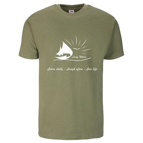 Men's Fruit of the Loom Cotton T-shirt