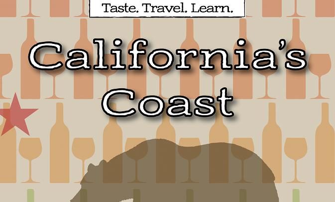 Vinolust - California's Coast