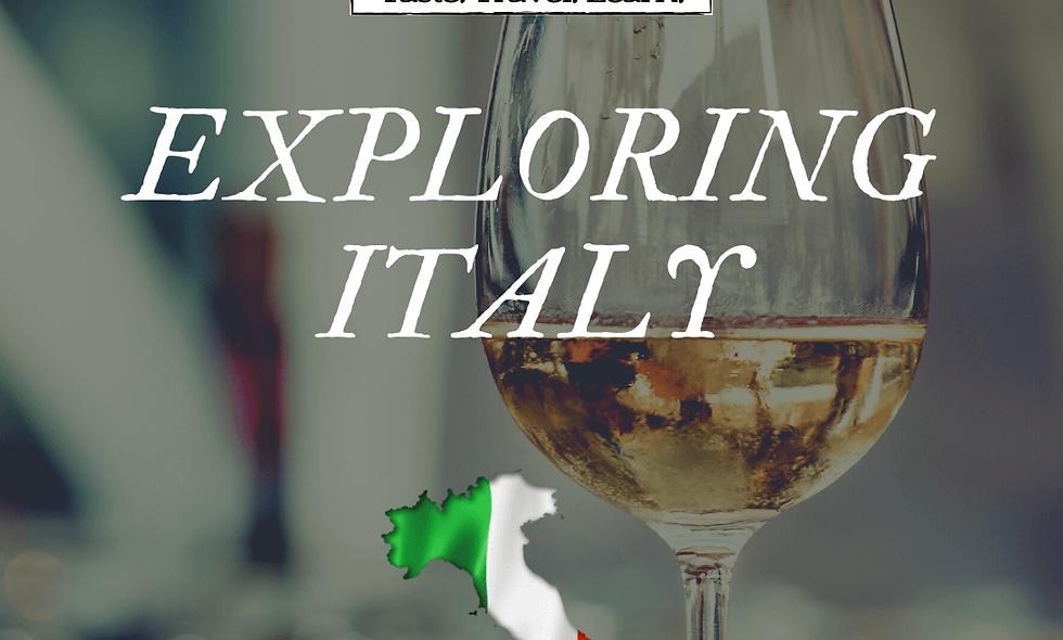 Vinolust - Exploring Italy