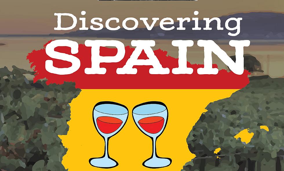 Vinolust - Discovering Spain