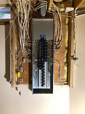 Residential panel upgrade