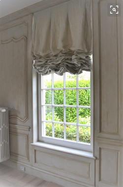 Austrain & Festoon blinds